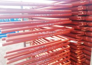 China Super Heater Boiler Steel Tube Alloy ASTM A213 ASME SA213 T1 T11 T12 on sale