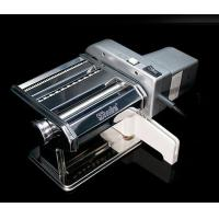 Stainless steel Pasta Machine Italian hand-operating or electrical operating