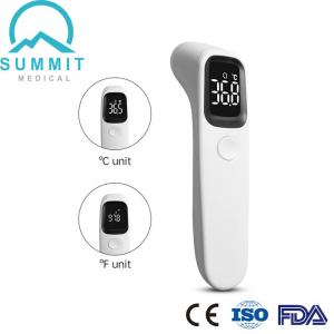 China 47g Forehead Non Contact Infrared Thermometers Fever Alarm on sale
