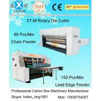 Electric Digital Rotary Die Cutting Corrugated Carton Box Packaging Machine