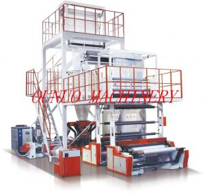 China Three-Layer Co-Extrusion Rotary Die  Blown Film Machine on sale