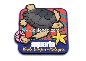 China Promotional gifts for Aquarium promotional aquarium fridge magnets wholesale and custom on sale