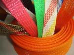 Promotional PET Expandable nylon mesh cable sleeve RoHS UL Certificate