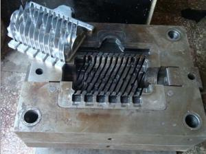 China OEM Zinc Alloy Die Casting Mold Hot Chamber / Cast Aluminum Mold on sale