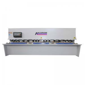 China QC12Y 12*3200mm iron plate rebar used hydraulic shearing machine price on sale