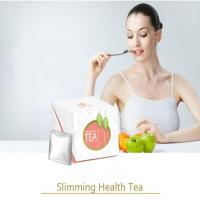 Private label Wholesale Famous Natural Slimming Detox Health weight loss Tea