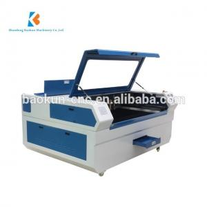 China Double head 1610 cheap co2 laser cutting and engraving machine price on sale
