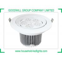 AC 85 - 265V Indoor LED Spotlight 3000K - 7000K CCT With Cable Connector