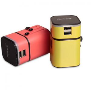 China Newest travel adapters with factory price on sale