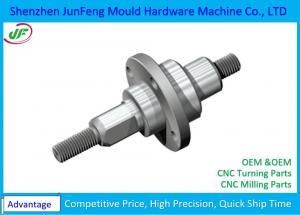 China Aluminum Precision Aircraft Components , CNC Machine Parts SGS Certification on sale
