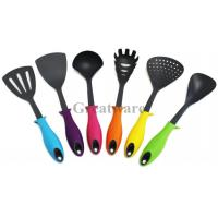 7 Pieces Kitchen Utensil Set with Rack