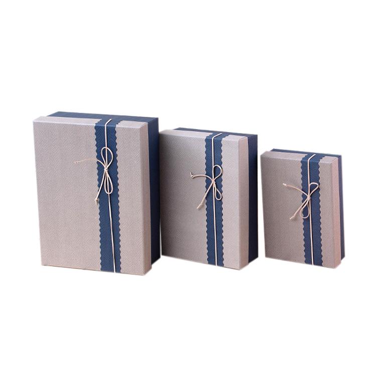 book shaped gift box