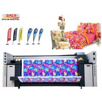 China Digital Sublimation Flag Printing Machine Epson Head For Custom Flag / Banner on sale