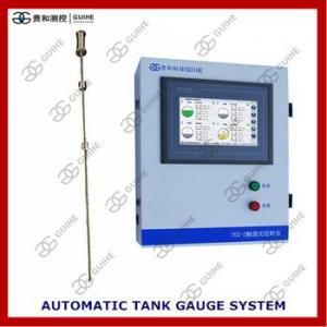 China Bulk Tank Gauge Console Gauge Fuel Monitor System Digital fuel level gauge RS485 on sale