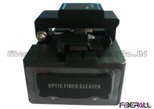 China Single Fiber Optical Fiber Cleaver For Bare Fiber Or Tight Buffer Fiber on sale