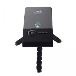 China C2 Smart DLP Android Smart Projector , Mini 1080P Wireless Smart Projector Android 4.4 on sale