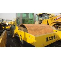 Used xcmg xs222j road roller for sale