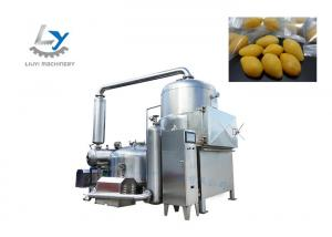 China Fruit Chips / Potato Chip Fryer Equipment Keeping Food Original Flavor And Nutrition on sale