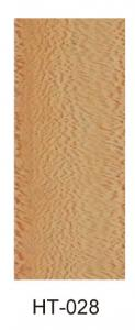 China Lightweight Hollow PVC Door Panel Wood Effect Front Doors 2 cm Thickness on sale
