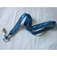 20mm Flat Custom Screen Logo Neck Tubular Lanyard For Promotional