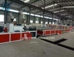 66kw 220kg/H Width 600mm Pvc Wall Panel Production Line