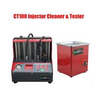 CT100 Fuel Injector Cleaner & Tester LAUNCH CNC-602A CNC602A Injector Cleaner