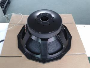 China 4000 Watt Subwoofer Pro Audio Speaker 21  6 Inch Wounded Edge Coil on sale