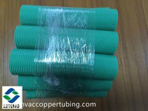 China Corrugated Flexible Drain Outlet Air Conditioning Tubes with Water Proof Pvc Coated on sale