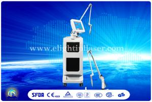 China ND YAG Laser Hair Removal Machine With Electro Optic Q Switch on sale