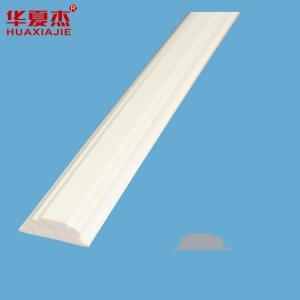 China La protuberancia plástica económica perfila la ventana cepillada del PVC respetuosa del medio ambiente on sale