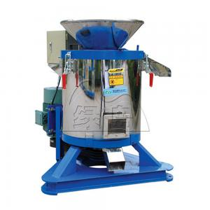 China Plastic Flakes Plastic Dewatering Machine 11kw Low Noise Energy Conservation on sale