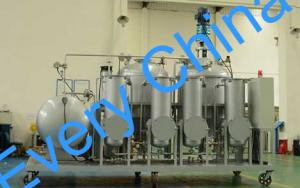 China YNZSY-LTY Tire Pyrolysis Oil Cleaning Machine for De-coloration and Deodorization on sale