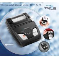 Handheld mobile printer WSP-R240
