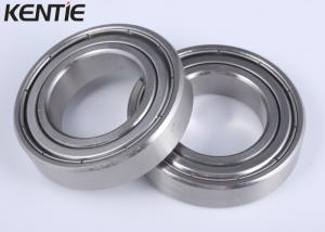 China Beverage Machinery Single Row Deep Groove Ball Bearing S6007ZZ Corrosion Resistance on sale