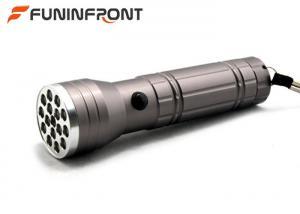 China 16 Lamps Dog Urine Detector UV Led Blacklight Flashlight With Laser Pointer on sale