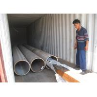 Alloy Material Hot Rolled Steel Tube Medium Pressure Boiler Application