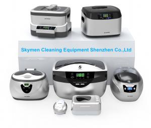 China Skymen Touch Key Household Ultrasonic Cleaner 120W Strong Power 2.5L on sale