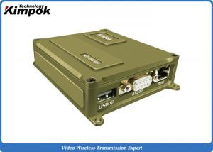 40km Ethernet COFDM UAV Video Transmitter Support Mavlink Drone