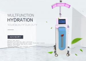 China Multi - Function Skin Rejuvenation Equipment , 7 In 1 Jet Peel Oxygen Machine For Skin Care on sale