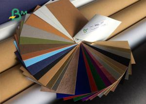China Colorful Smoothness Washable Kraft Paper for DIY Fine Arts and Crafts on sale