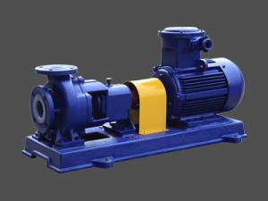 China High Pressure Chemical Transfer Magnetic Drive Pumps Single Suction No Leakage on sale