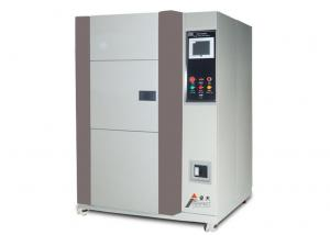 China Three Cases Trial Type Hot and Cold Impact Chamber for Smart Phone/Electroc Components supplier