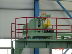 China Single or Double Uncoiler PU Shutter Slat Rollformer on sale