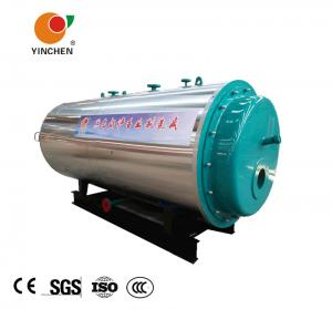 China Sawdust Biomass Coal Gas Fired Hot Water Boiler Greenhouse Heating System on sale