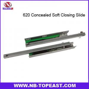 China 620 Concealed Soft Closing Slide on sale