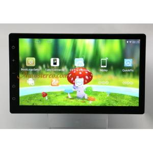 China Android Car Stereo Sat Nav Universal Auto Navigation System Car DVD Player on sale
