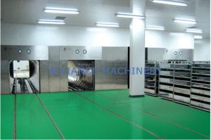 China Hot Water Sterilizer Pharmaceutical Industry Equipment Heat Transfer & Water Bath on sale