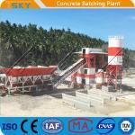 SGS 18.5x2KW 50m3/h HZS50 RMC Batching Plant