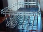 YQ-Сложенный контейнер ячеистой сети металла