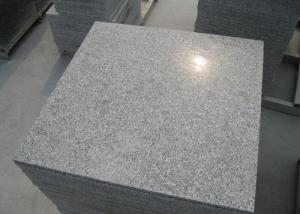 China G383 Pearl Flower Granite Stone Flooring Grey Granite Wall Tiles For Wall Cladding on sale